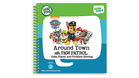 LeapStart™ Around Town with PAW Patrol
