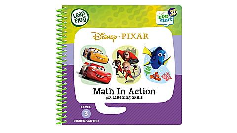 LeapStart 3D Pixar Math