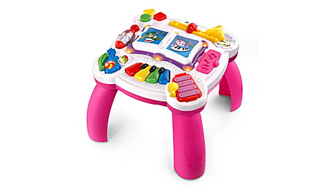 Learn and Groove Musical Table - Online Exclusive Pink