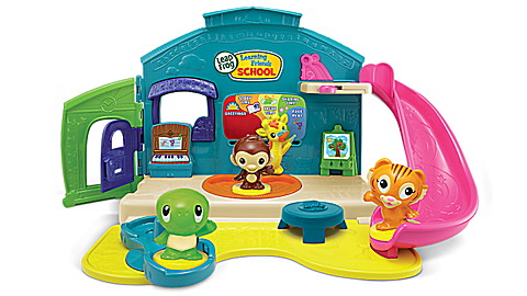 Learning Friends Play & Discover School Set