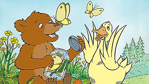 Little Bear: Little Bear's Family & Friends