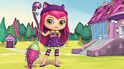 Little Charmers: Sparkle Up!