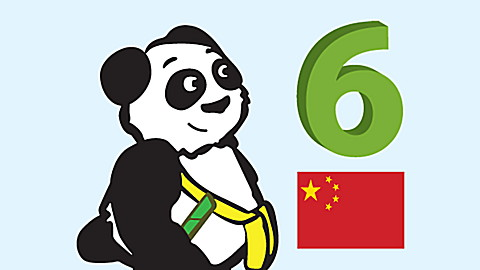 Little Pim Chinese: I Can Count