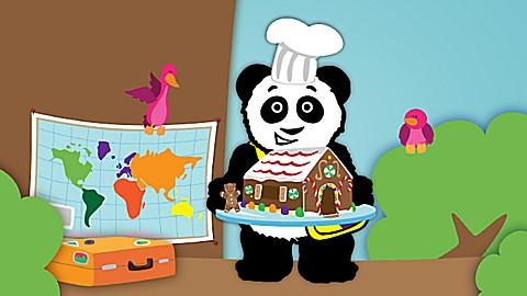 Little Pim's Holiday Adventure! Tasty Treats Around the World