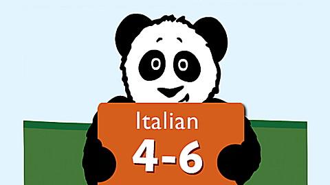 Little Pim: Italian Volumes 4, 5, and 6