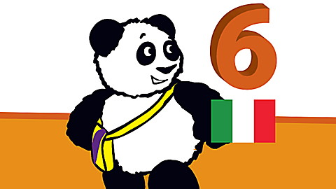 Little Pim Italian: I Can Count