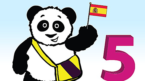 Little Pim Spanish: Happy, Sad and Silly