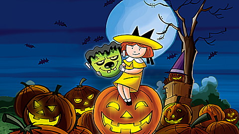 New Adventures of Madeline: Madeline Halloween