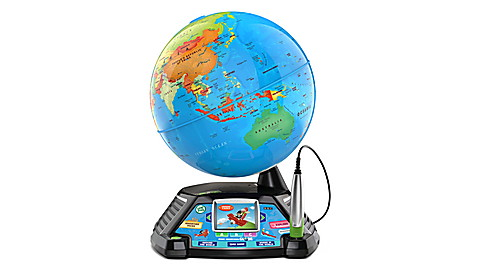 Magic Adventures Globe