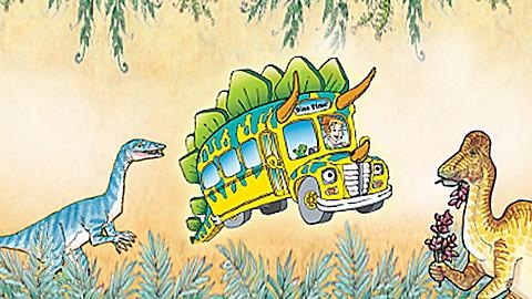 The Magic School Bus®: Dino Shuffle
