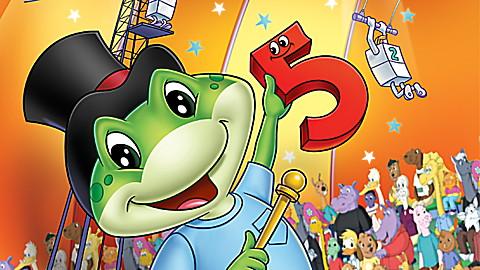 Math Circus DVD