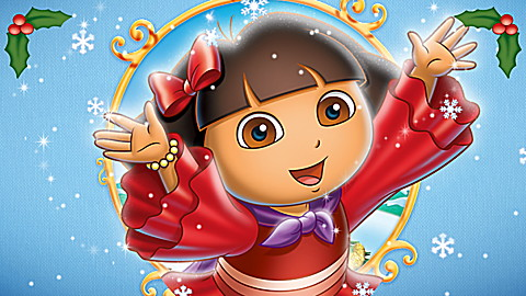Dora the Explorer: Merry Christmas, Dora!