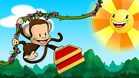 Monkey Preschool App Collection