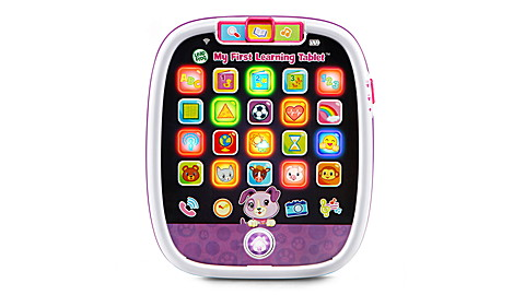 My First Learning Tablet (Purple)