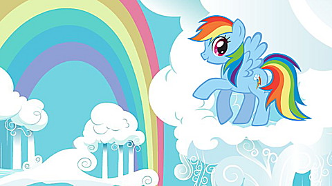 My Little Pony: The Rainboom