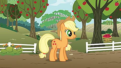 My Little Pony: Volume 4