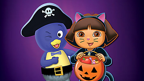 Nickelodeon: Trick or Treat!