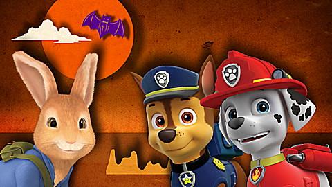 Nickelodeon: Happy Halloween!