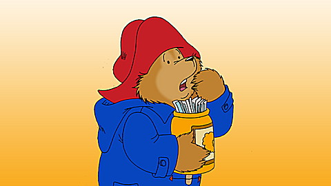 The Adventures of Paddington Bear: Money Matters