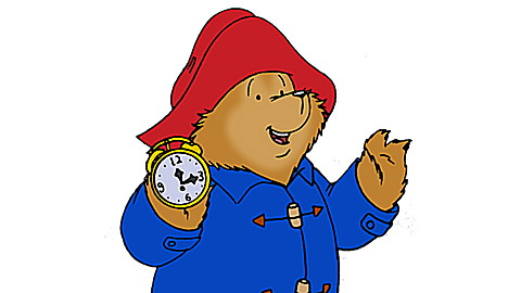 The Adventures of Paddington Bear: Steps Out