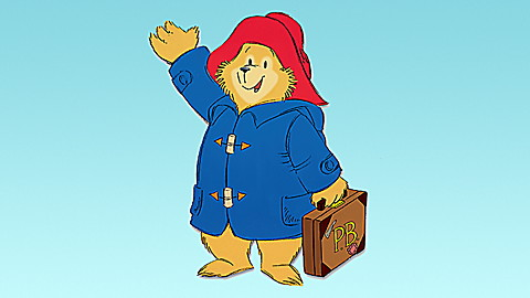 The Adventures of Paddington Bear: Travel Adventures