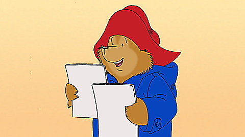 The Adventures of Paddington Bear: Paddington Tries Hard