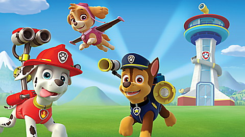 PAW Patrol: Ready for Action!
