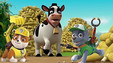 PAW Patrol: Fantastic Farm Rescues!