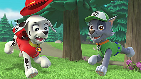 PAW Patrol: Recovery Rescues!