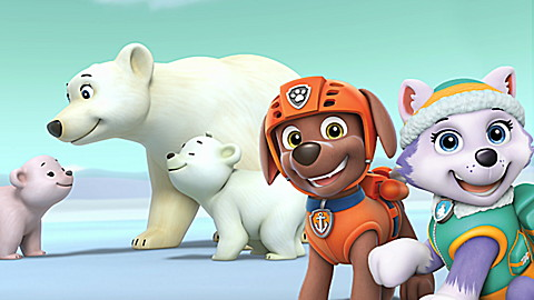 PAW Patrol: Unleashed!