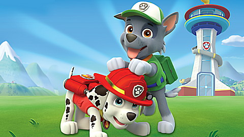 PAW Patrol: Pups on Ice!