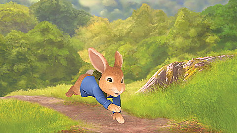 Peter Rabbit: Lost and Found