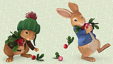 Peter Rabbit: Rabbit Rescues!