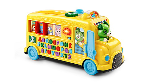 Phonics Fun Animal Bus™