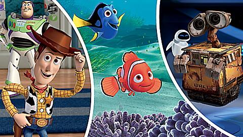 Disney·Pixar Pixar Pals