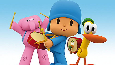 Pocoyo: Music and Dance with Pocoyo