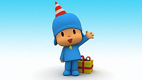 Pocoyo: Parties & Gifts with Pocoyo