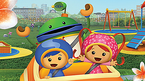 LeapReader™ Junior Book: Team UmiZoomi: Playground Power