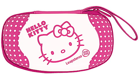LeapsterGS™ Hello Kitty® Carrying Case