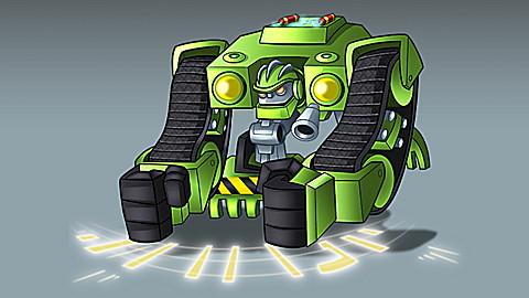 Transformers Rescue Bots: Volume 2
