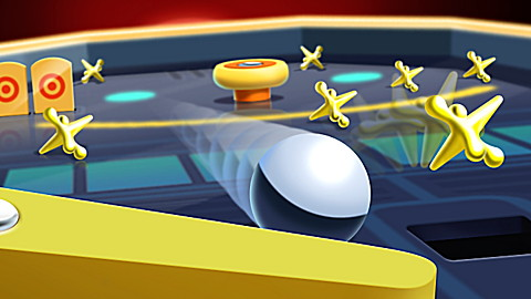 Ricochet Robot Pinball
