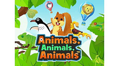 RockIt Twist App Animals