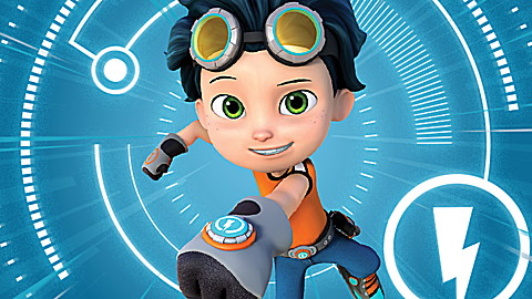 Rusty Rivets:  Combine It & Design It!