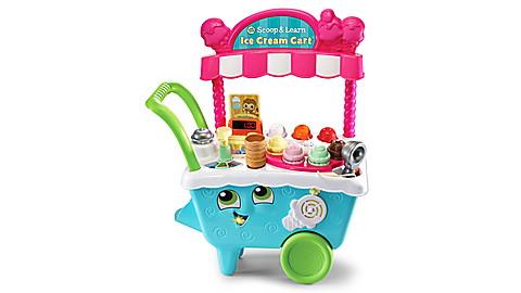 Scoop & Learn Ice Cream Cart™