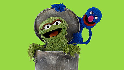 Sesame Street: Finishing the Splat