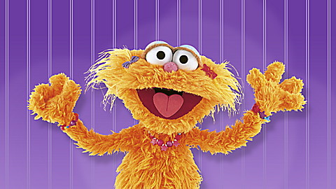 Sesame Street: Zoe Loves Rocco