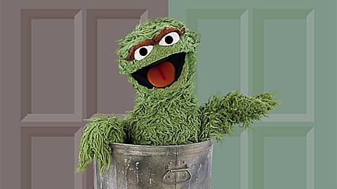 Sesame Street: Grouchy Mother