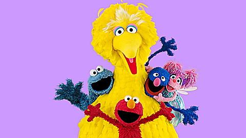 Sesame Street: It