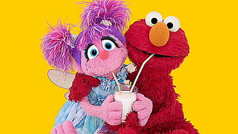Sesame Street: Self-control Superstars