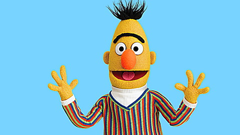 Sesame Street: Persistence Power